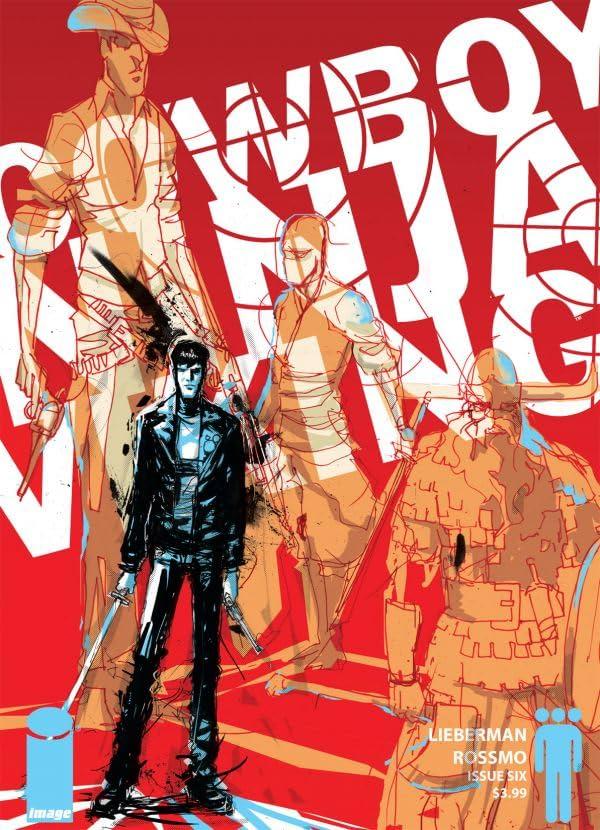 Cowboy Ninja Viking #6