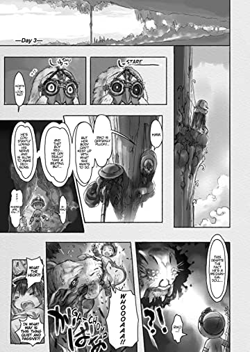 3 Made in Abyss Vol