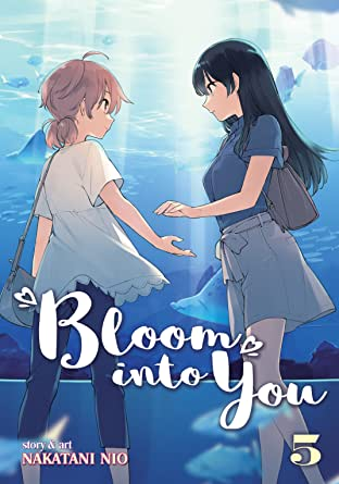 Bloom Into You Tome 5