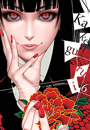 Kakegurui - Compulsive Gambler Vol. 6