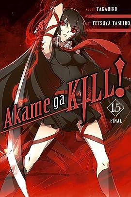 Akame ga KILL! Vol. 15
