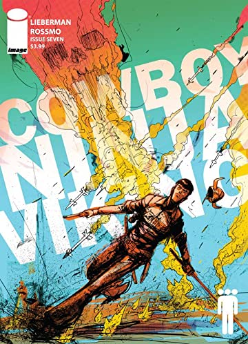 Cowboy Ninja Viking #7