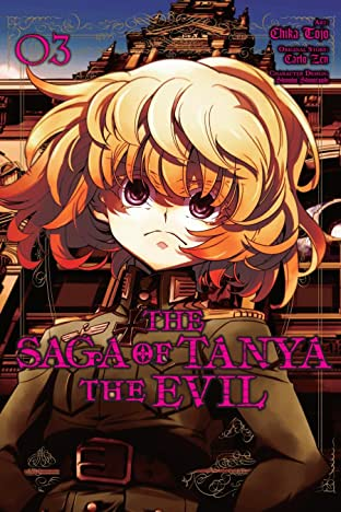 The Saga of Tanya the Evil Vol. 3