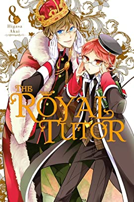 The Royal Tutor Vol. 8