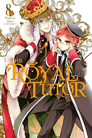 The Royal Tutor Vol. 8