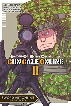Sword Art Online Alternative Gun Gale Online Vol. 2