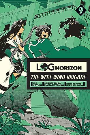 Log Horizon: The West Wind Brigade Vol. 9