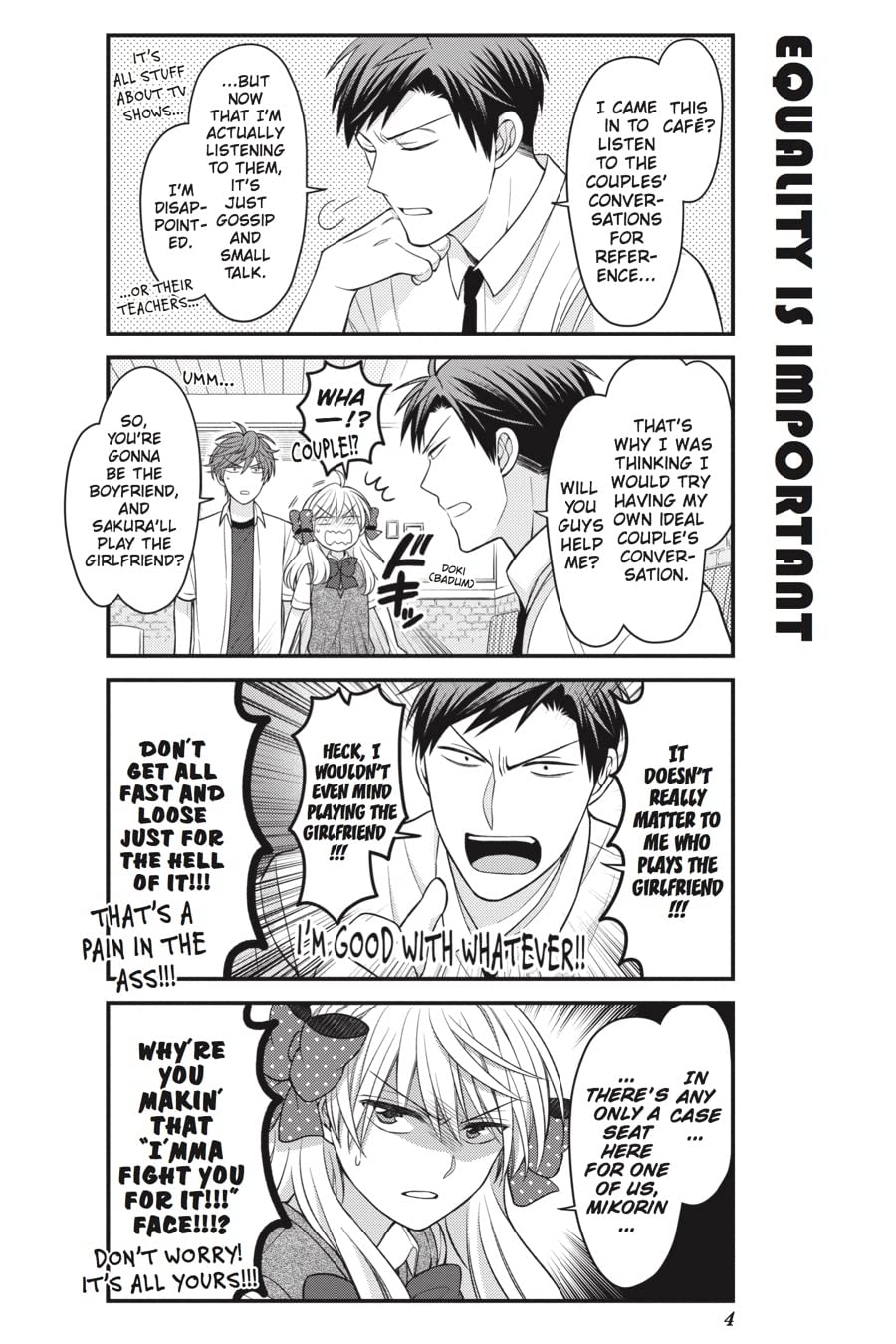 Monthly Girls' Nozaki-kun Vol. 9