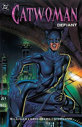 Catwoman Defiant (1992) #1