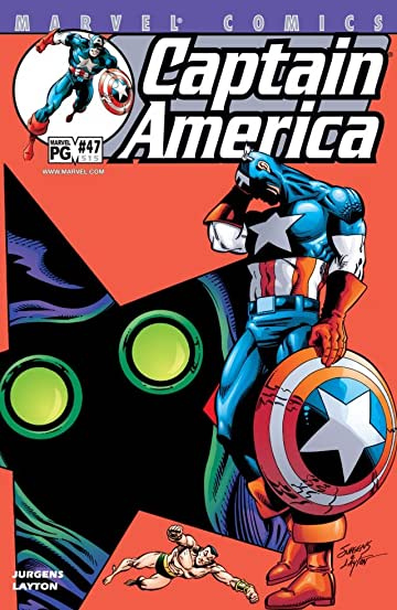 Captain America (1998-2002) #47