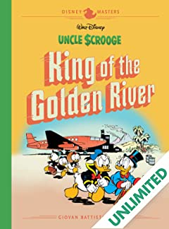 Disney Masters Vol. 6: Uncle Scrooge: King of the Golden River