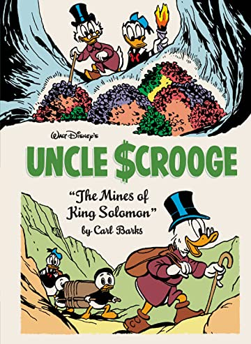 Walt Disney's Uncle Scrooge Vol. 20: The Mines of King Solomon