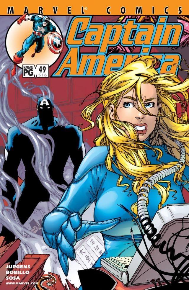 Captain America (1998-2002) #49