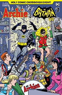 Archie Meets Batman '66 #1