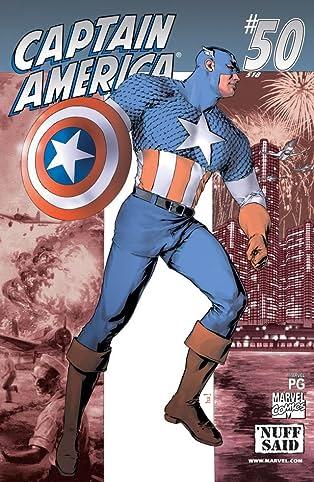 Captain America (1998-2002) #50