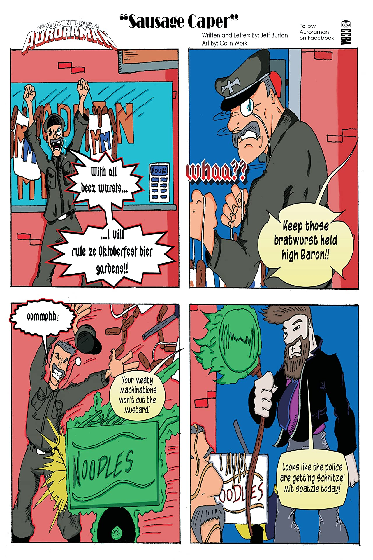 The Adventures of Auroraman: Season 2