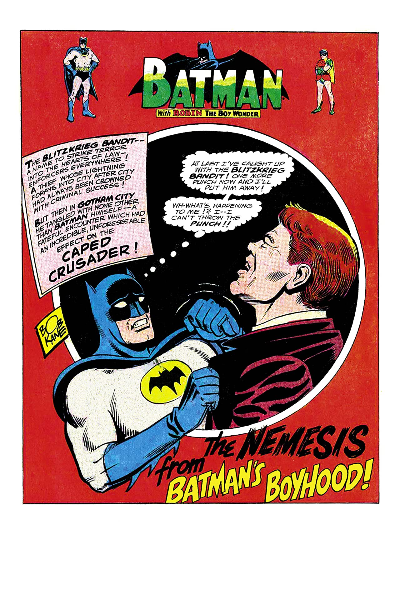 Detective Comics (1937-2011) #370