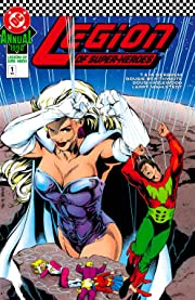 Legion of Super-Heroes (1989-2000) Annual #1