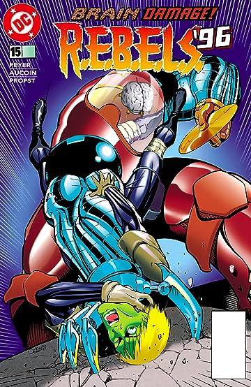 REBELS (1994-1996) #15