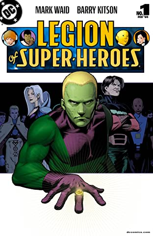 Legion of Super Heroes (2005-2009) #1