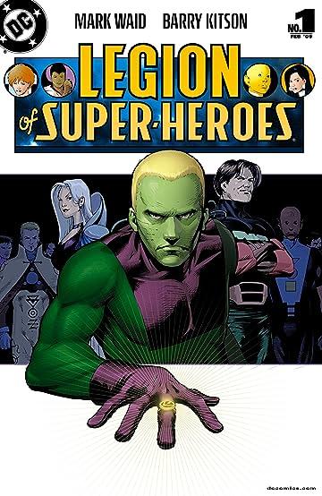 Legion of Super Heroes (2005-2009) #1