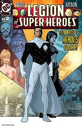 Legion of Super Heroes (2005-2009) #2