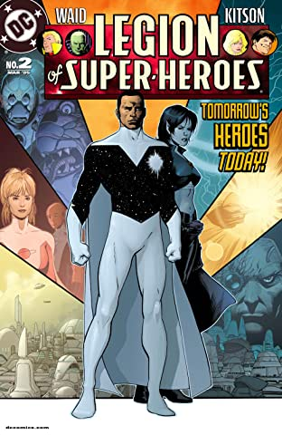Legion of Super Heroes (2005-2009) #2