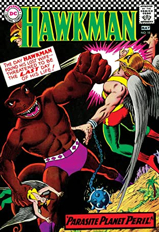 Hawkman (1964-1968) #19