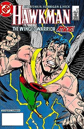Hawkman (1986-1987) #17
