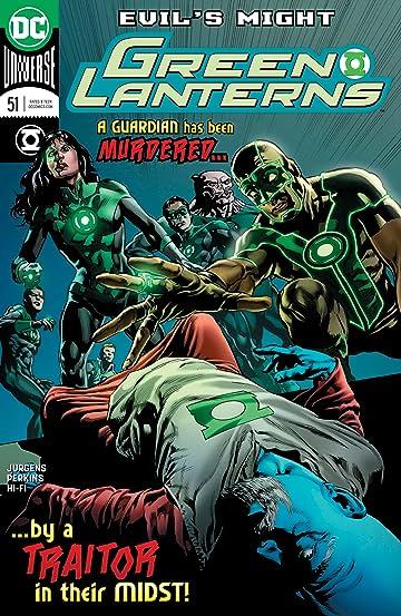 Green Lanterns (2016-) #51