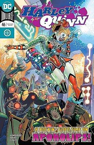 Harley Quinn (2016-) #46