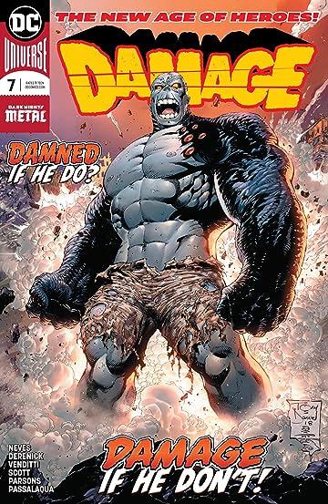 Damage (2018-) #7