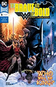 The Brave and the Bold: Batman and Wonder Woman (2018-) #6