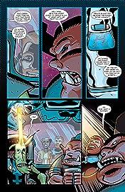 Cave Carson Has an Interstellar Eye (2018) #5