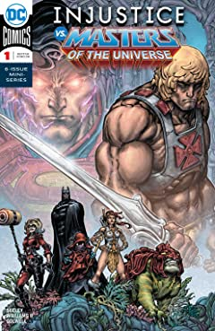 Injustice Vs. Masters of the Universe (2018-2019) #1