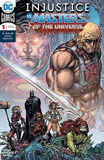 Injustice Vs. Masters of the Universe (2018-) #1