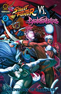 Street Fighter VS Darkstalkers Vol. 2: Dimensions of Darkness