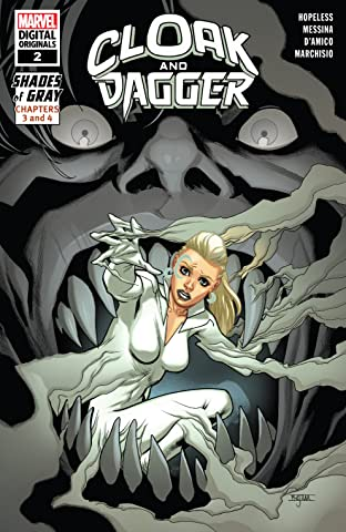 Cloak And Dagger - Marvel Digital Original (2018) #2