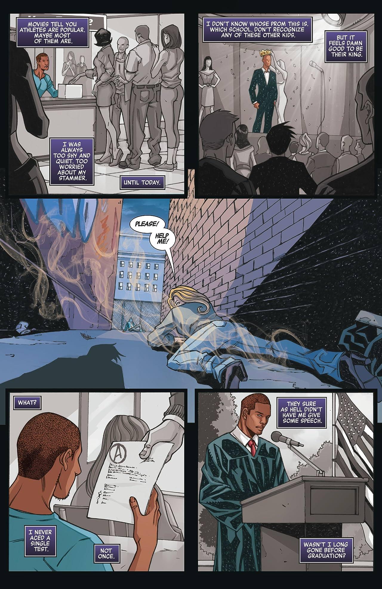 Cloak And Dagger - Marvel Digital Original (2018) #2