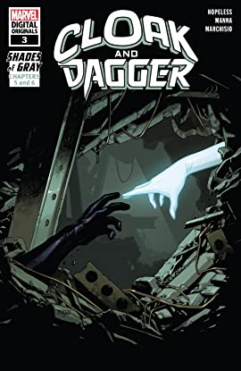 Cloak And Dagger - Marvel Digital Original (2018) #3