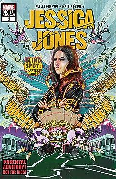 Jessica Jones - Marvel Digital Original (2018) #1