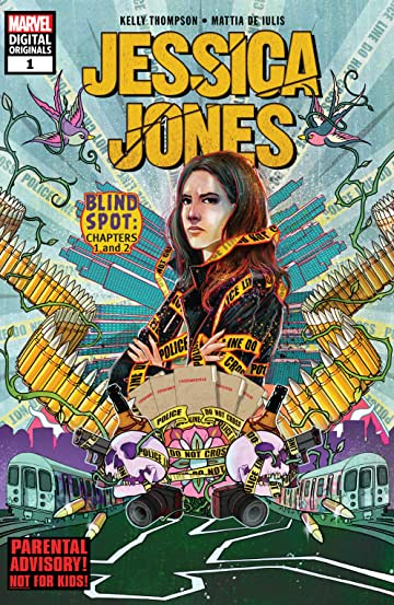 Jessica Jones - Marvel Digital Original (2018) #1