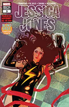 Jessica Jones - Marvel Digital Original (2018) #3