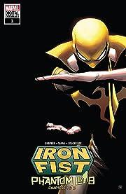 Iron Fist - Marvel Digital Original (2018) #1
