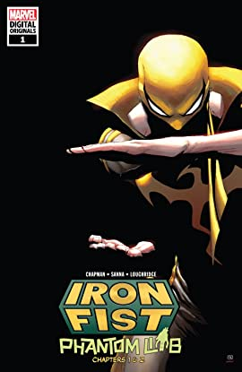 Iron Fist - Marvel Digital Original (2018) #1