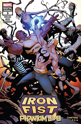 Iron Fist - Marvel Digital Original (2018) #3