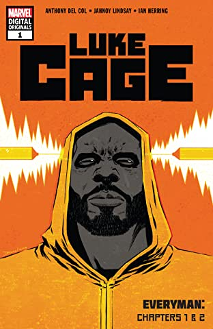 Luke Cage - Marvel Digital Original (2018) #1