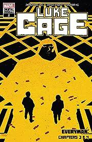 Luke Cage - Marvel Digital Original (2018) #2