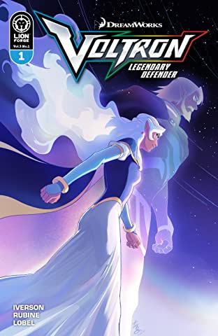 Voltron Legendary Defender Vol. 3 #1