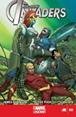 All-New Invaders (2014-) #2